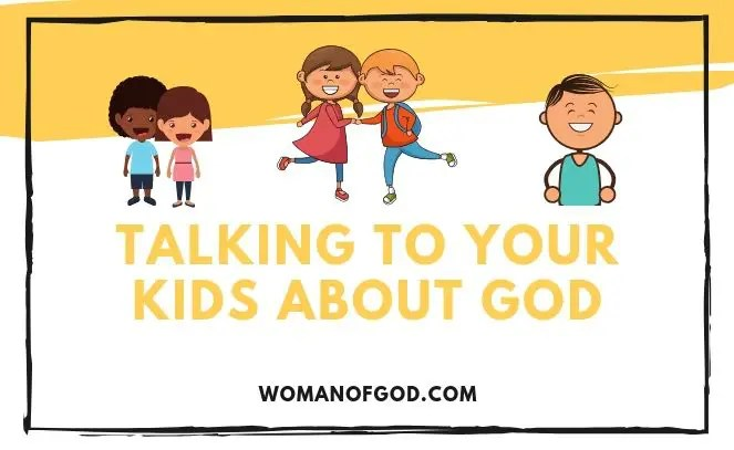 Talking to Your Kids About God