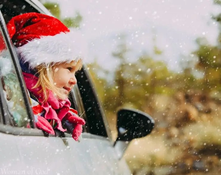 Prayer For Safe Travels During Christmas