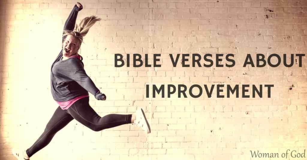 bible verses about self improvement fb