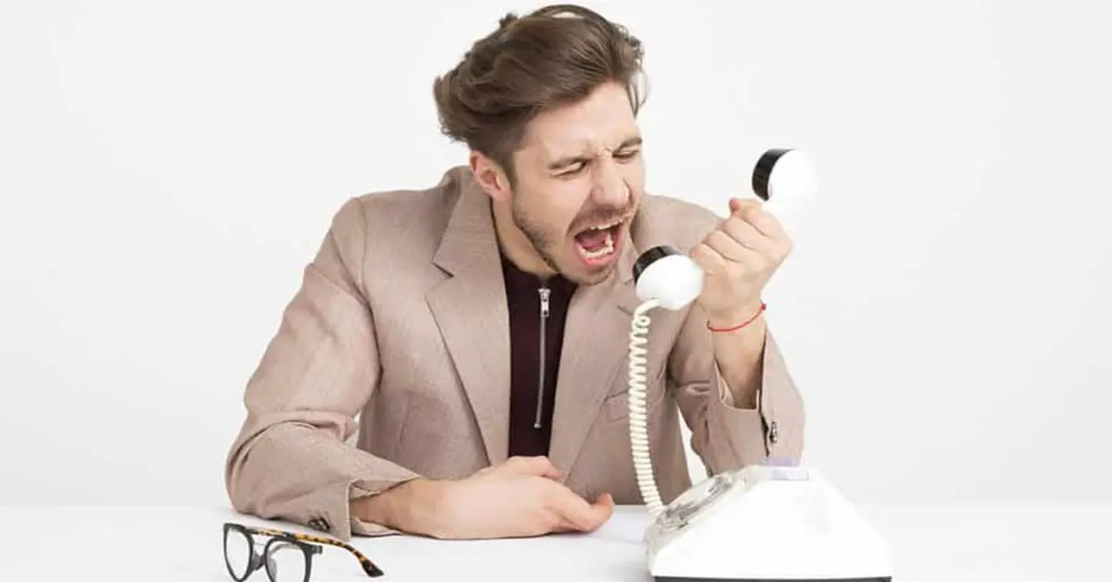 How Christian can Handle Angry Clients
