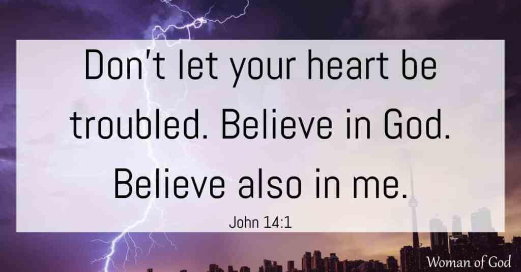 John 14:1 bible verse