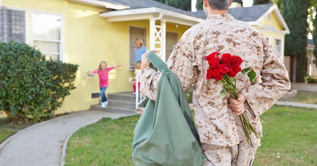 Prayer for Families of Military Personnel at War