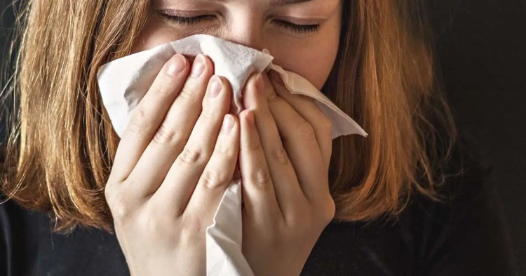 Prayer for Healing from a Cough and Cold
