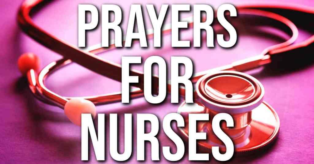 Prayers For Nurses featured