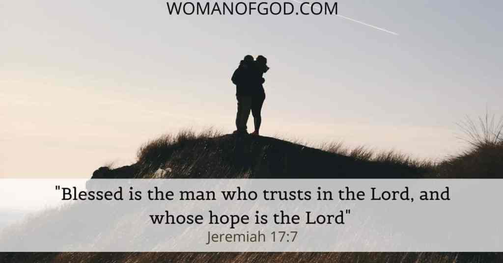 Jeremiah 17 7