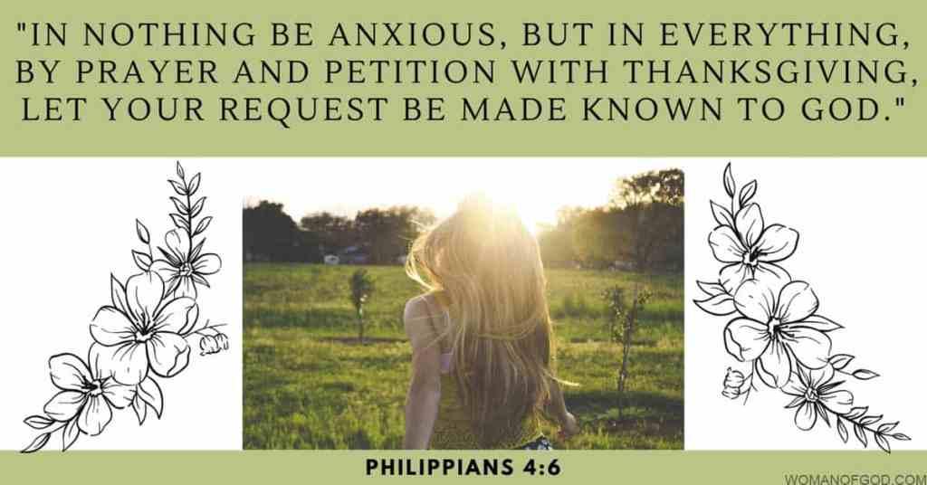 phillipians 4:6