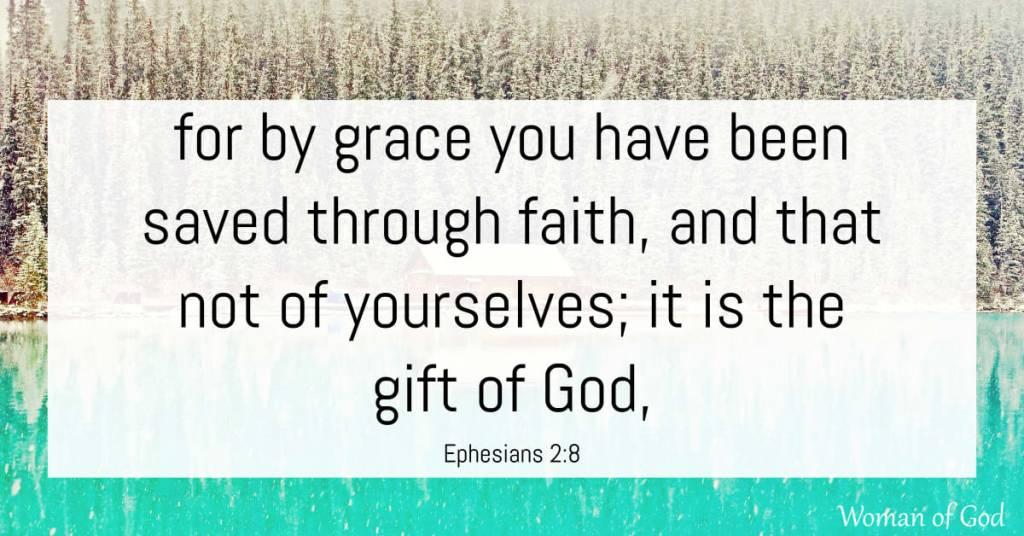 ephesians 2:8 bible verse