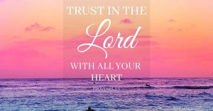 bible verse Proverbs 3:5 fb