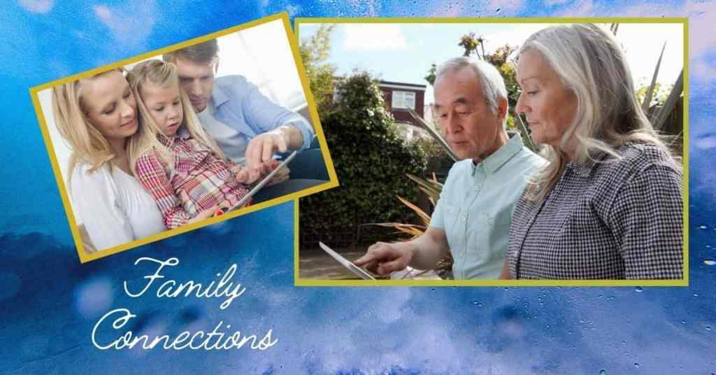 facebook portal family
