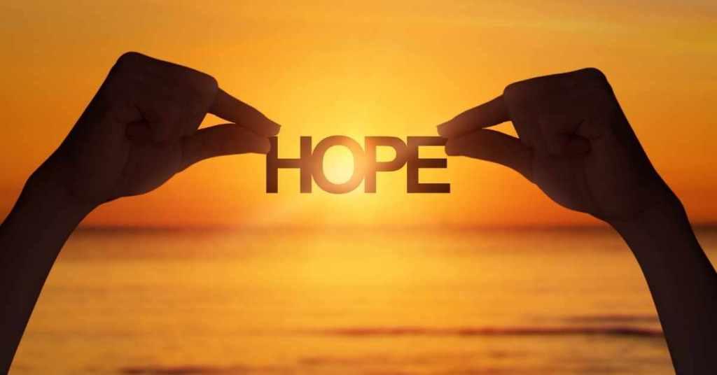 Hope prayer