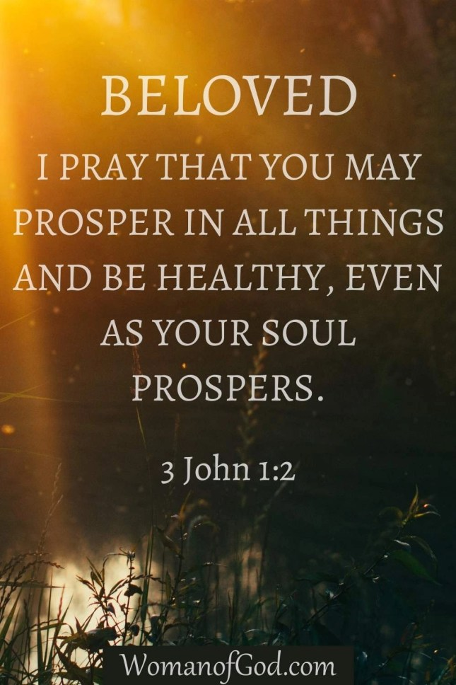 Verse of the Day3 John 1:2