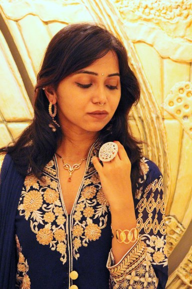 Indian fashion blogger-accessories-traditional