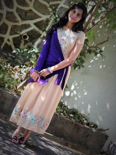 Style hacks with kurti-long kurti