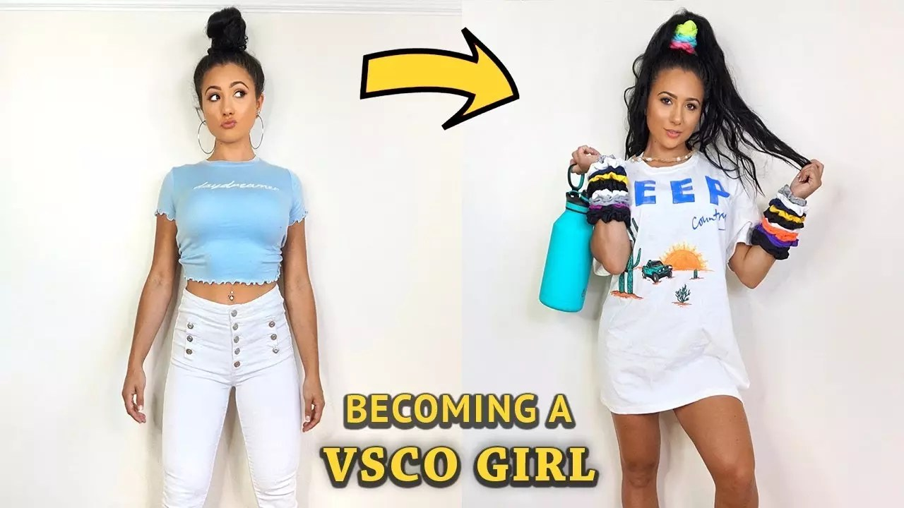 A Complete Guide to Become a VSCO Girl - Woman Reigns