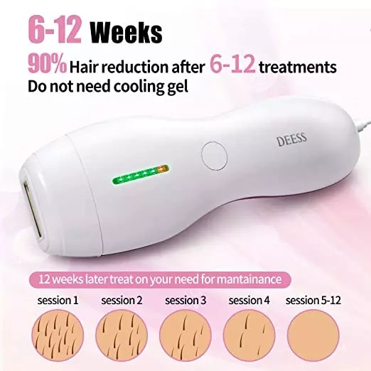 Silk'n Infinity Hair Removal System