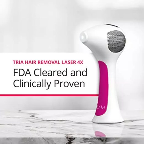 TRIA Beauty Laser Hair Removal 4X For Both Men and Women