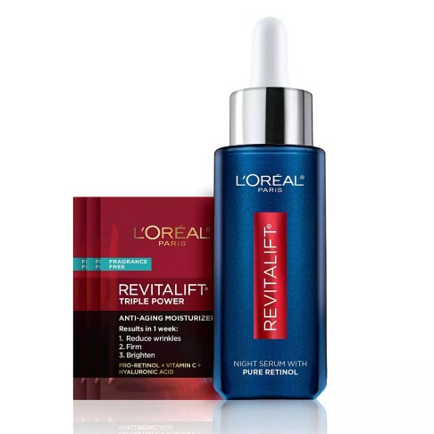 LOreal Paris Revitalift Derm Intensives Night Serum