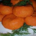 цыганские мандаринки рецепт