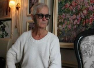 пенсионер - икона стиля