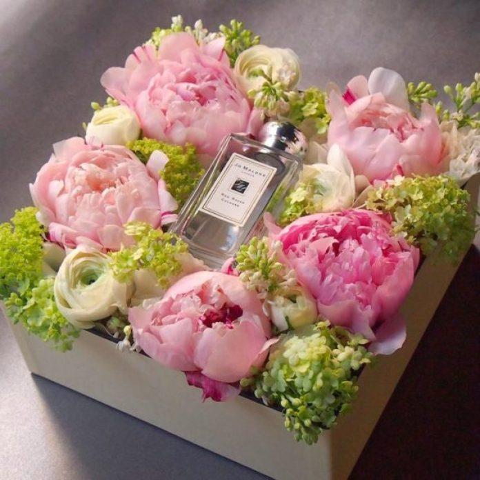 бизнес на цветочных коробках