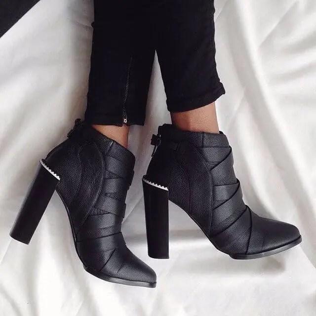 34bac00e4 Aké módne topánky sú ženy.