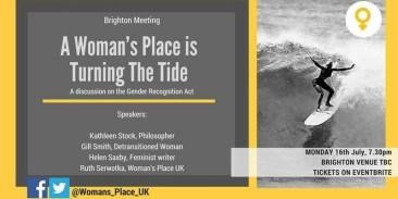 Brighton flyer