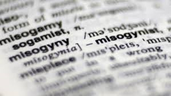 Dictionary definition misogyny