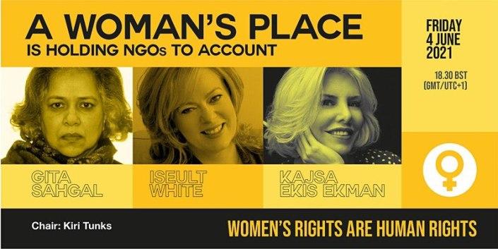 Amnesty webinar image