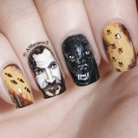 Harry Potter Nail Art Ideas That Are Pure Magic | Womans Vibe