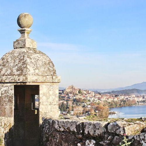 Camino de Santiago desde Tui en 5 etapas