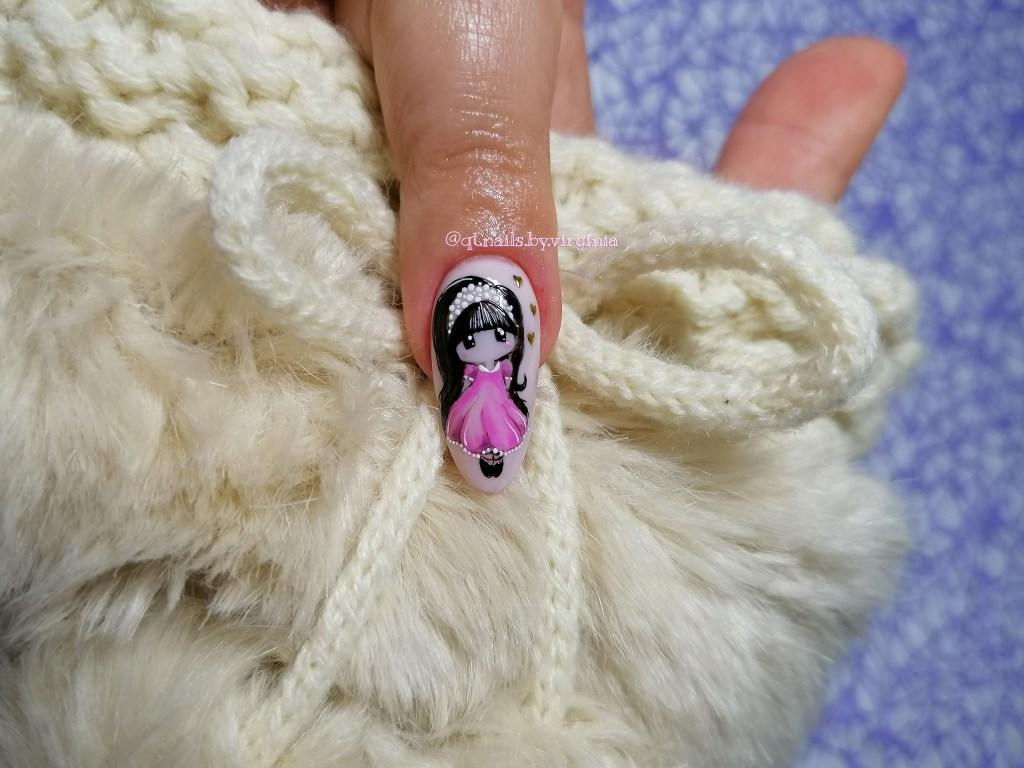 nail-art-bambolina-rosa-tutorial-universo-donna