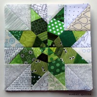 Paper Piecing Tuesday
