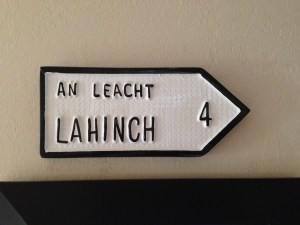 4 Miles to Lahinch