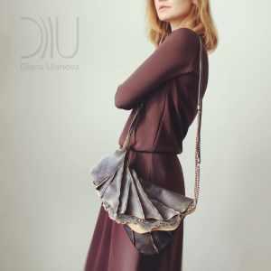 Clutch Designer Bags. Filigree Clutch by Diana Ulanova. Buy on women-bags.com