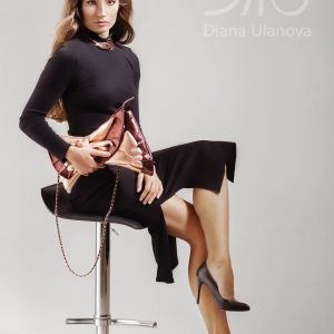 Clutch Bag Designers. Moth 3 by Diana Ulanova. Buy on women-bags.com