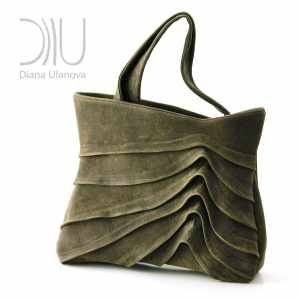 Designer Bags Women. Reef Green by Diana Ulanova. Buy on women-bags.com