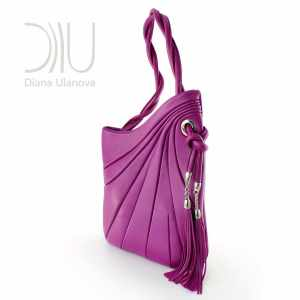 Designer Over Shoulder Bags. Sputnik Maxi 6 by Diana Ulanova. Buy on women-bags.com