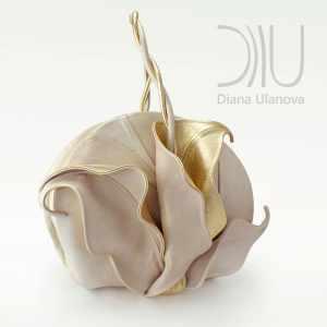 Women S Handbags Designer. Lily Beige 3 by Diana Ulanova. Buy on women-bags.com