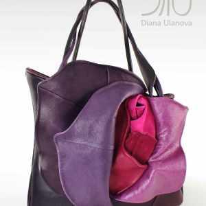 Designers Bag. Rosebud Black by Diana Ulanova. Buy on women-bags.com