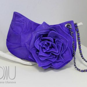 Over The Shoulder Designer Bags. Rosette by Diana Ulanova. Buy on women-bags.com