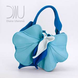 Womens Designer Bag. Orchid New Blue by Diana Ulanova. Buy on women-bags.com