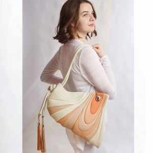 Designer Shoulder Bag. Mustang 2 by Diana Ulanova. Buy on women-bags.com