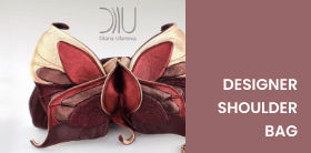Women's bags and accessories by Diana Ulanova Studio