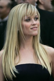 style side swept bangs