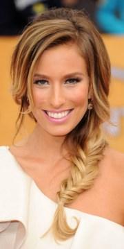 5 easy updo's mid-length hair