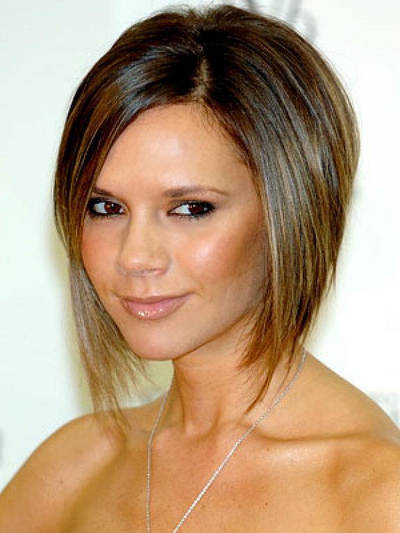 Edgy Medium Length Hairstyles 2013