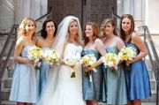 bridesmaids hairstyles compliment