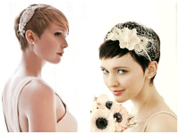 Popular Wedding Hairstyles with Bangs - Women Hairstyles