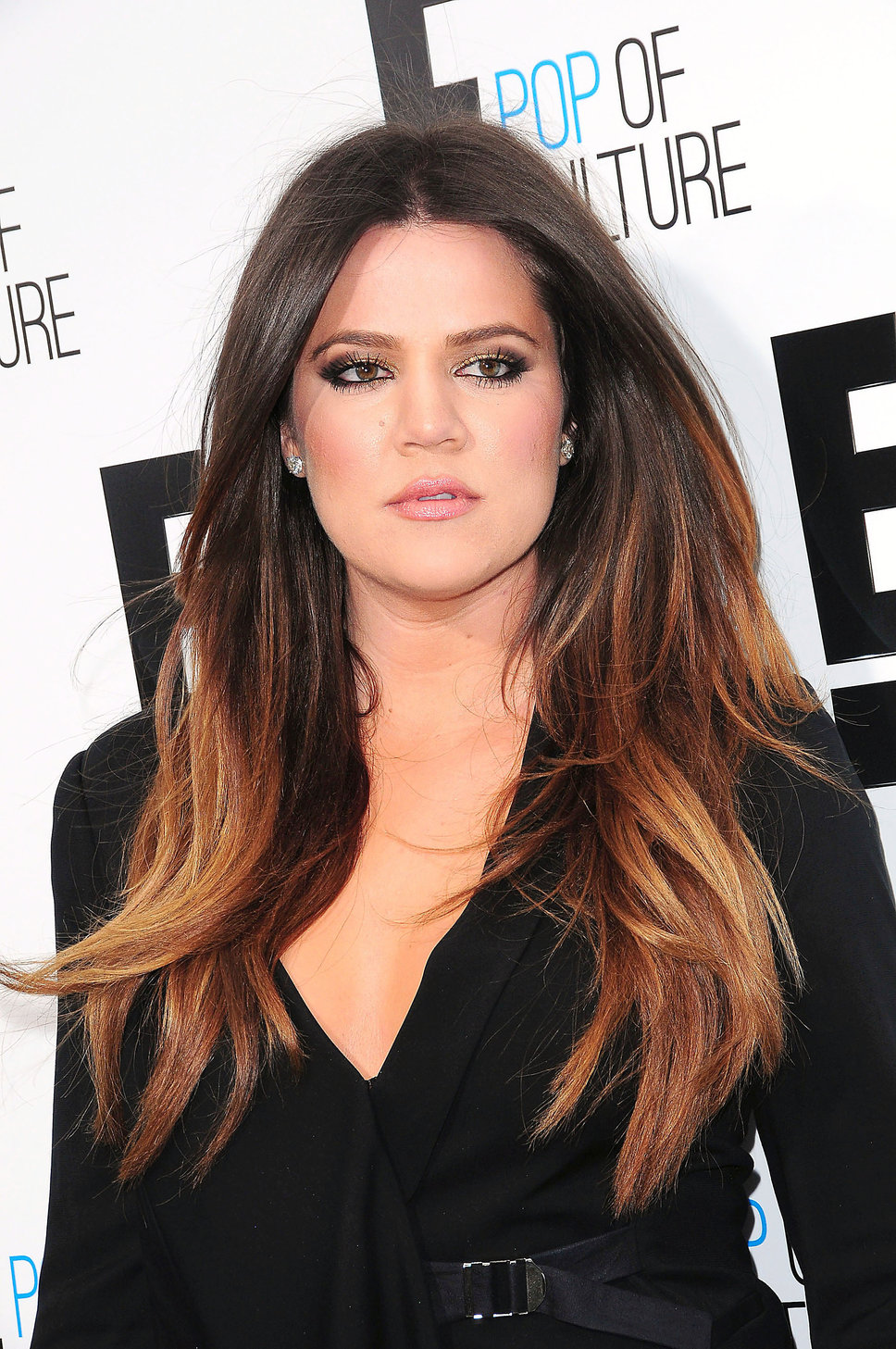 Khloe Kardashian Light Brown Hair