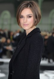 celebrities with chin length hairstyles